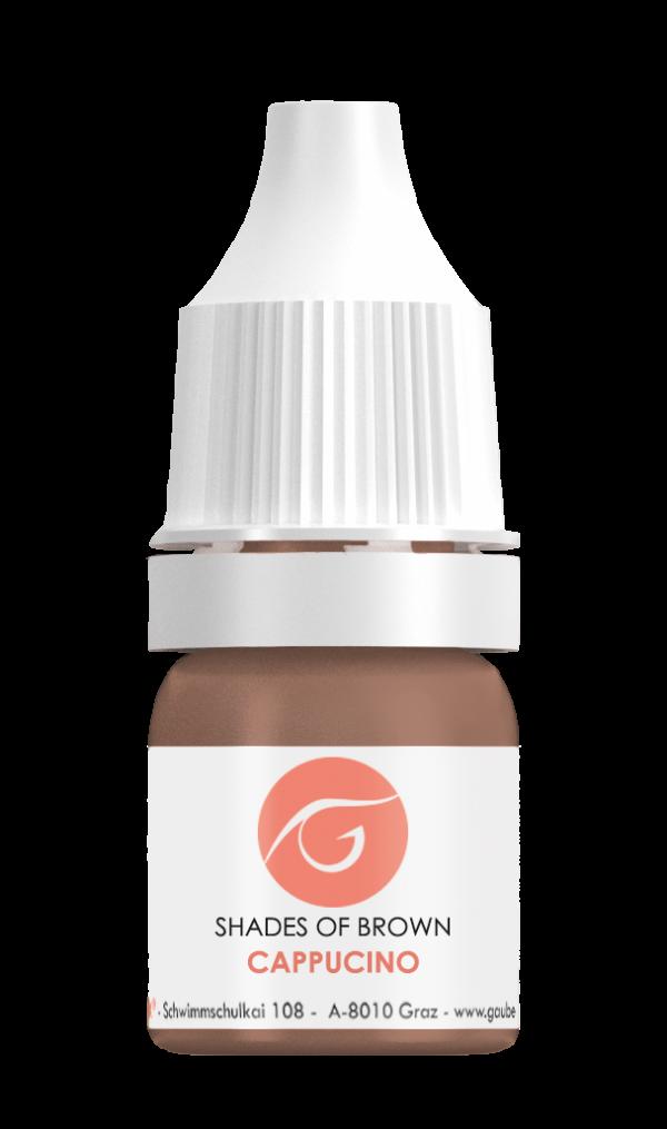 Gaube Kosmetik pigmentas Cappucino, 10ml