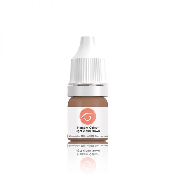 Gaube Kosmetik pigmentas OL Light Warm Brown, 10 ml