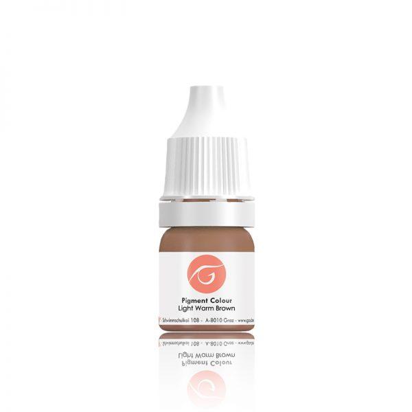 Gaube Kosmetik pigmentas OL Light Warm Brown, 10 ml
