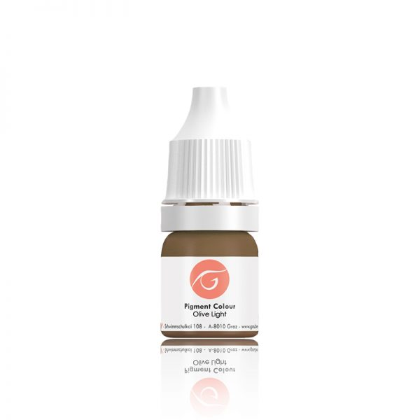 Gaube Kosmetik pigmentas OL Olive Light, 10ml