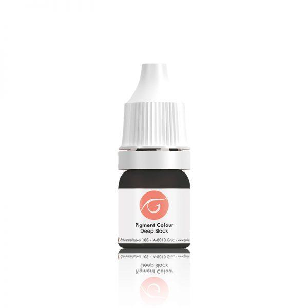 Gaube Kosmetik pigmentas OL Deep Black, 10ml