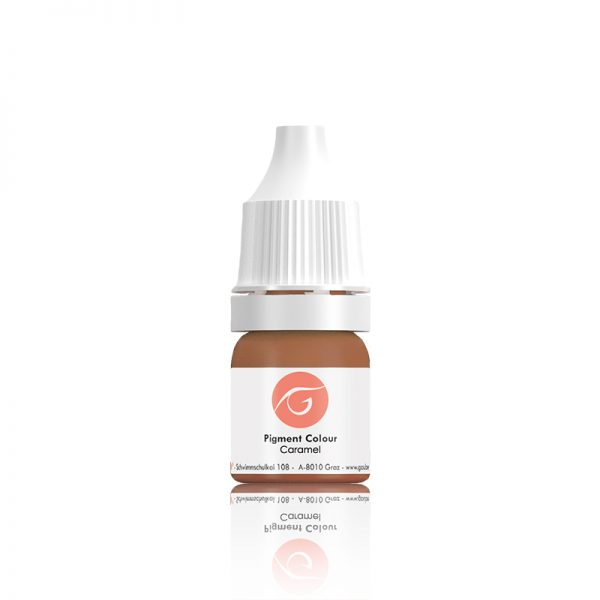 Gaube Kosmetik pigmentas Caramel, 10ml