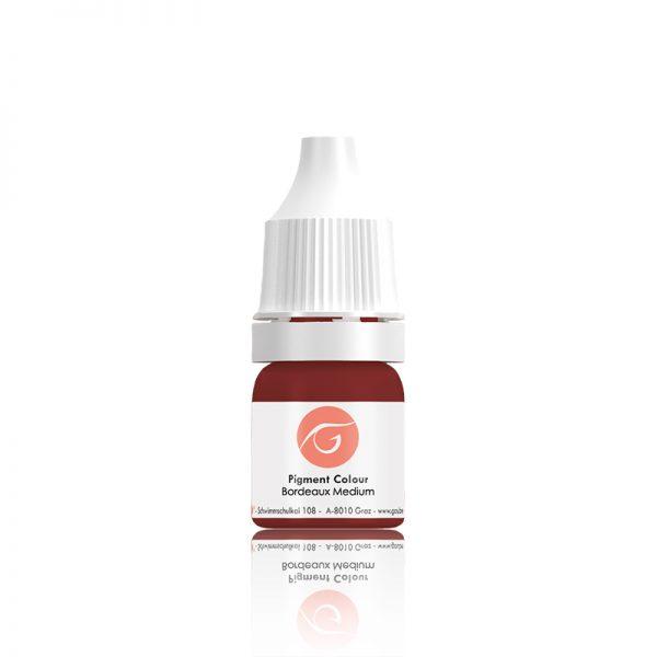 Gaube Kosmetik pigmentas Bordeaux Medium, 10ml