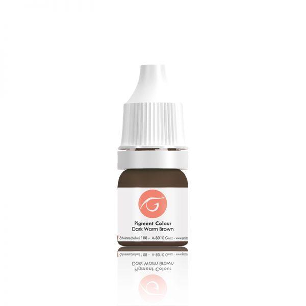 Gaube Kosmetik pigmentas OL Dark Warm Brown, 10 ml
