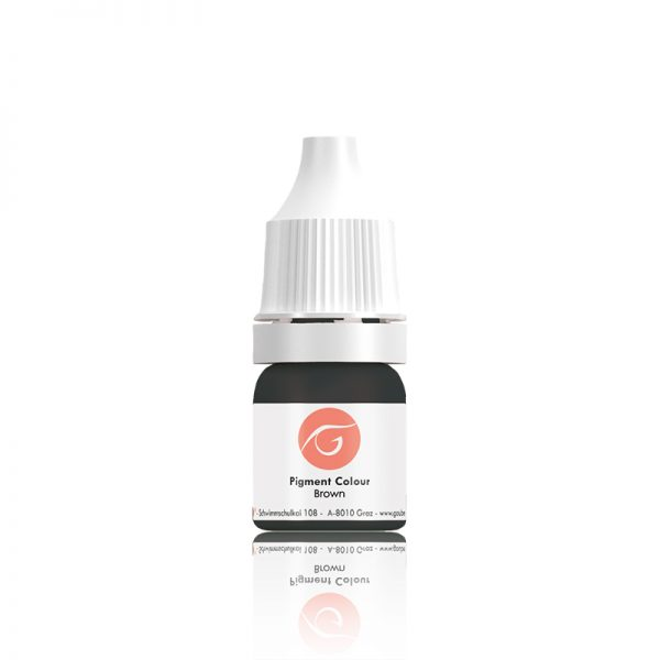 Gaube Kosmetik pigmentas OL Brown, 10ml